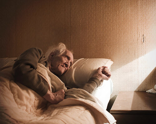 Penyakit Susah Tidur Insomnia Pada Lansia