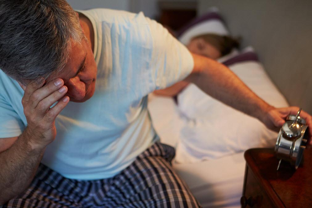 Dampak Buruk Insomnia Pada Kesehatan Anda