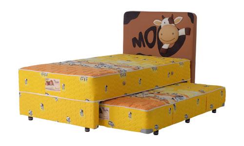 American Kids 2in1 Yellow Cowdy Moo HB